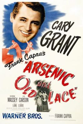 Arsenic and Old Lace movie poster (1944) poster MOV_31c93255