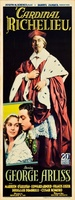 Cardinal Richelieu movie poster (1935) picture MOV_31ce6c78
