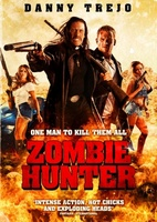 Zombie Hunter movie poster (2013) picture MOV_31d11936