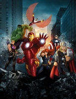 Avengers Assemble movie poster (2013) picture MOV_31d1e5a1