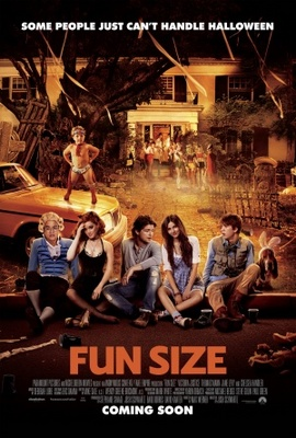 Fun Size movie poster (2012) poster MOV_31d64f0c