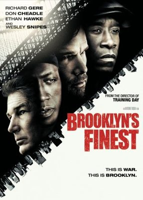 Brooklyn's Finest movie poster (2009) poster MOV_31da5f52