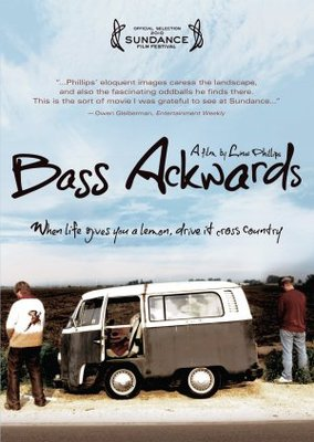 Bass Ackwards movie poster (2010) poster MOV_31db34cc