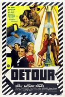 Detour movie poster (1945) picture MOV_ef9e1ace