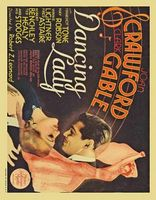 Dancing Lady movie poster (1933) picture MOV_31e53c48