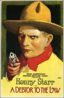 A Debtor to the Law movie poster (1919) picture MOV_2e68d4d9