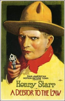 A Debtor to the Law movie poster (1919) poster MOV_31ea3f80