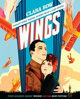 Wings movie poster (1927) picture MOV_31eb015c