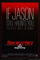 Friday the 13th: A New Beginning movie poster (1985) picture MOV_31ebef6c