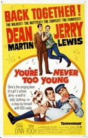 You're Never Too Young movie poster (1955) picture MOV_31f91630