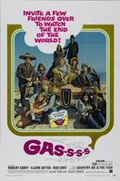 Gas! -Or- It Became Necessary to Destroy the World in Order to Save It. movie poster (1971) picture MOV_32064ef4
