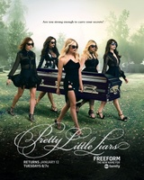 Pretty Little Liars movie poster (2010) picture MOV_3208c1ef