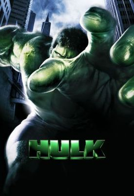 Hulk movie poster (2003) poster MOV_320924c5