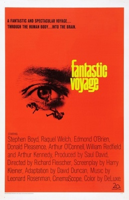 Fantastic Voyage movie poster (1966) poster MOV_32092c82