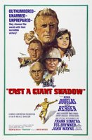 Cast a Giant Shadow movie poster (1966) picture MOV_17dc4e01