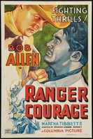 Ranger Courage movie poster (1937) picture MOV_320be143