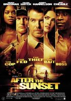 After the Sunset movie poster (2004) picture MOV_3210210b