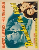 Remember the Night movie poster (1940) picture MOV_321473cd