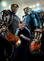 Real Steel movie poster (2011) picture MOV_321476ab