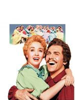 Seven Brides for Seven Brothers movie poster (1954) picture MOV_321e4281
