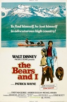 The Bears and I movie poster (1974) picture MOV_323a704b