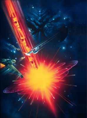 Star Trek: The Undiscovered Country movie poster (1991) poster MOV_324968e5