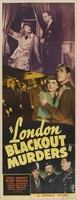 London Blackout Murders movie poster (1943) picture MOV_32498683