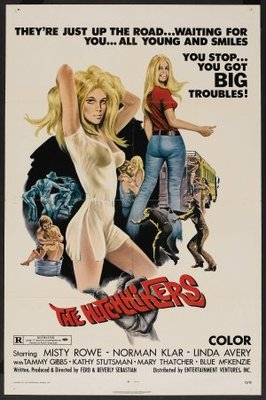 The Hitchhikers movie poster (1972) poster MOV_3257f54e