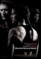 Million Dollar Baby movie poster (2004) picture MOV_32599334