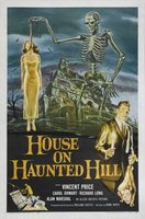 House on Haunted Hill movie poster (1959) picture MOV_325e6156
