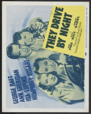 They Drive by Night movie poster (1940) poster MOV_32681083