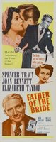 Father of the Bride movie poster (1950) picture MOV_32717fc4
