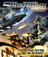 Starship Troopers: Invasion movie poster (2012) picture MOV_32724416