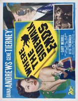 Where the Sidewalk Ends movie poster (1950) picture MOV_32725883