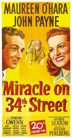 Miracle on 34th Street movie poster (1947) picture MOV_3272b11e