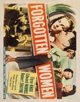 Forgotten Women movie poster (1949) picture MOV_32768987