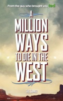 A Million Ways to Die in the West movie poster (2014) picture MOV_3277b327