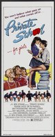 Private School movie poster (1983) picture MOV_327c912e