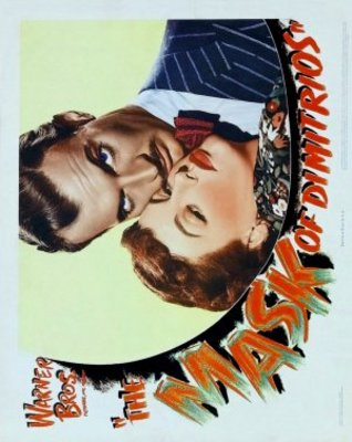 The Mask of Dimitrios movie poster (1944) poster MOV_3289c7d1