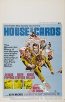 House of Cards movie poster (1968) picture MOV_328f3840
