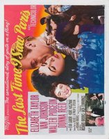 The Last Time I Saw Paris movie poster (1954) picture MOV_32925baf
