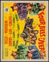 Four Jills in a Jeep movie poster (1944) picture MOV_32942a2a