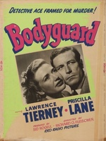 Bodyguard movie poster (1948) picture MOV_329bb7bd