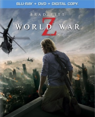 World War Z movie poster (2013) poster MOV_32a891f6