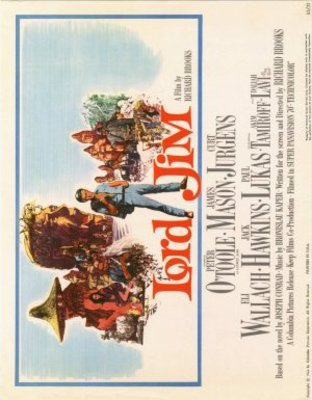 Lord Jim movie poster (1965) poster MOV_32ad742f