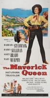 The Maverick Queen movie poster (1956) picture MOV_32ad9884