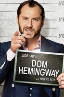 Dom Hemingway movie poster (2014) picture MOV_32b0186c