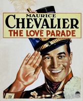 The Love Parade movie poster (1929) picture MOV_32b628c4