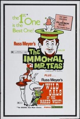 The Immoral Mr. Teas movie poster (1959) poster MOV_32b6afc3
