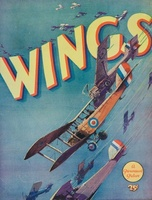 Wings movie poster (1927) picture MOV_32bcb004